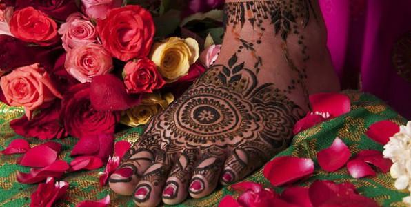 Le henné naturel est utilisé traditionnellement dans plusieurs pays.