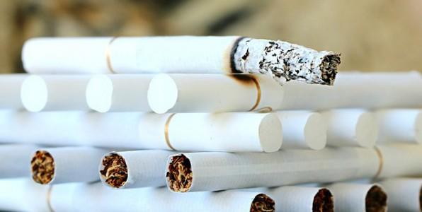 La nicotine des cigarettes est une substance très addictive.