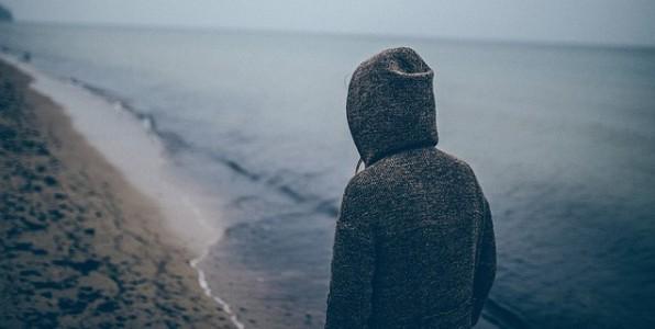 Les maladies mentales sont souvent la cause d'isolement.