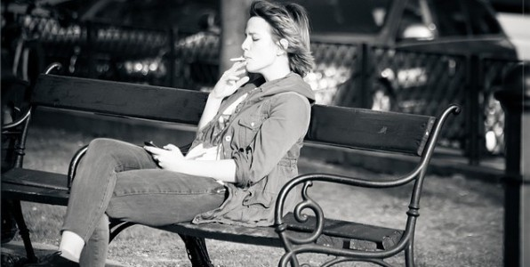 Les femmes sont particulièrement concernées par la bronchite chronique du fumeur