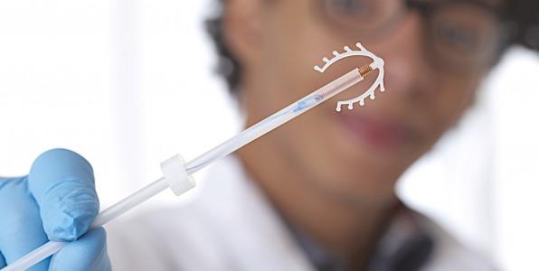 sterilet au hormone
