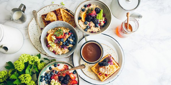 Le petit-déjeuner est essentiel au fonctionnement de notre organisme.