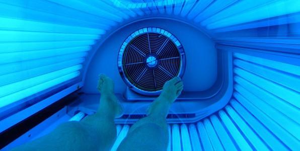 Les UV des cabines de bronzage sont classés comme cancérigènes.