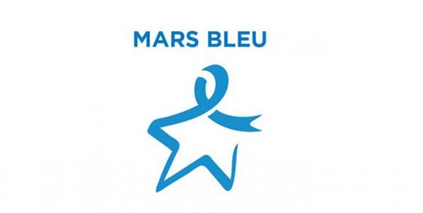 L'opération Mars Bleu se consacre à la promotion du dépistage du cancer colorectal.