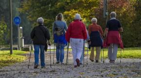 exercice activité physique sport marche Français santé bien-être homme femme