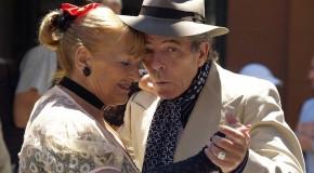 vieillesse danse vieillissement cerveau dégénérescence âge senior