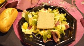 repas fête estomac indigestion