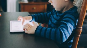 écran enfants cerveau modification étude santé