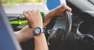 alcool alcoolisme volant accident route voiture