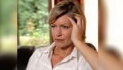 la s�cheresse vaginale est un des sympt�mes de la m�nopause.