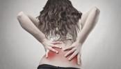 Le mal de dos pourrait être lié au stress.